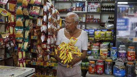Ấn Độ đòi Nestle bồi thường 100 triệu đô