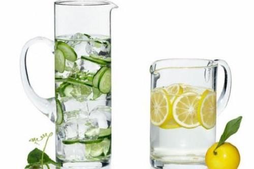 sai lầm, nguy hại, nước chanh, giảm cân