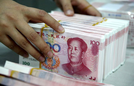 Trung Quốc phá giá NDT, Việt Nam 'chịu trận'