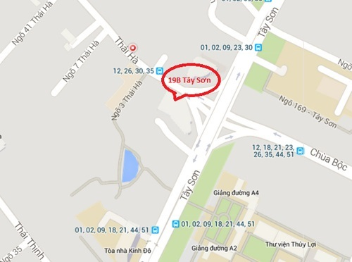 Đại gia BĐS sắp mất dự án đất vàng ngã tư Chùa Bộc - Thái Hà là ai?
