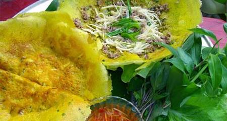 Những món ăn vặt nổi tiếng ở xứ dừa Bến Tre