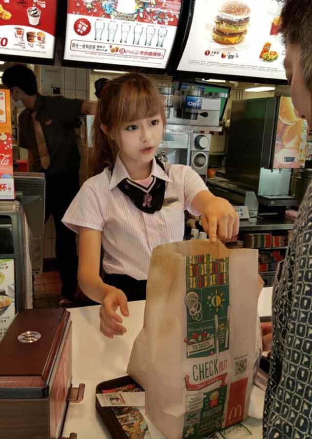 Đài Loan, cư dân mạng, nữ thần