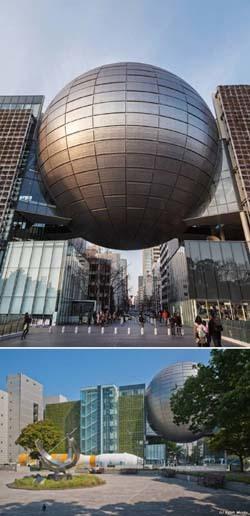 công trình kiến trúc hiện đại, công trình kiến trúc kì dị, thiết kế xây dựng