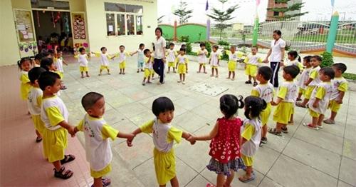 Những lưu ý khi chọn trường mầm non cho trẻ