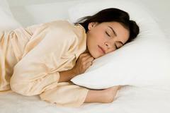 Làm thế nào để đặt lưng là ngủ?