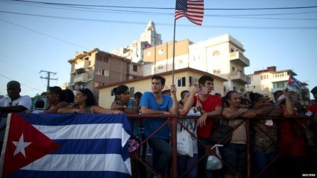 Bước đi biểu tượng trong quan hệ Mỹ-Cuba