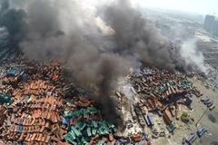 Thiên Tân lại rung chuyển bởi loạt vụ nổ mới
