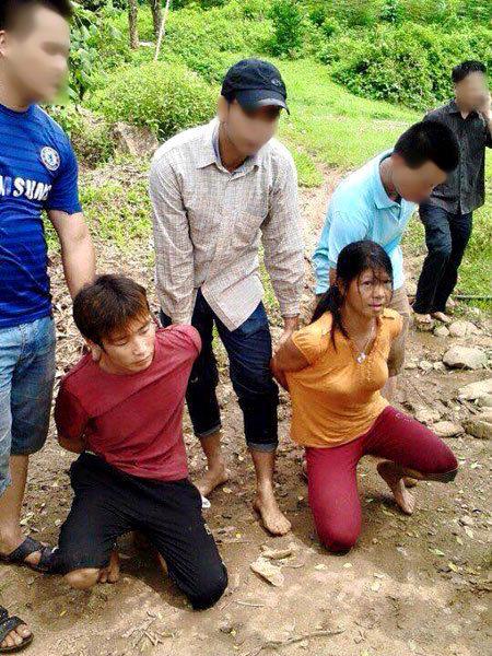 Yên bán, 4 người, sát hại, Văn Yên