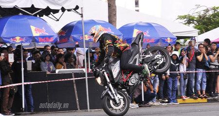 Ngày hội môtô tại Việt Nam khai màn tưng bừng