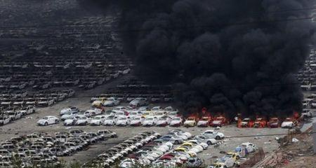Thế giới 24: Thiên Tân ngạt thở vì chất cực độc
