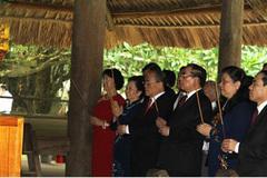 Mít tinh kỷ niệm 70 năm Quốc dân Đại hội Tân Trào