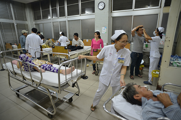 Đêm bệnh viện