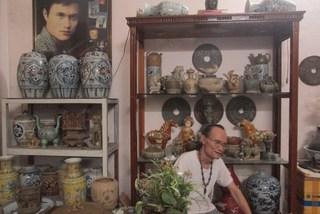 Đại gia Ninh Bình, tay chơi đồ cổ bậc nhất