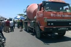 Hàng trăm người bao vây xe bồn cán chết bé gái 9 tuổi