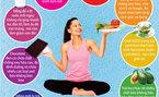 10 thực phẩm chống đói khi đang thực hiện giảm cân