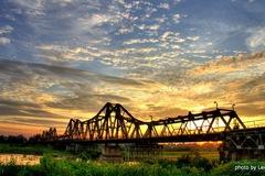 Phương án '2 trong 1' cho cây cầu lịch sử của Hà Nội