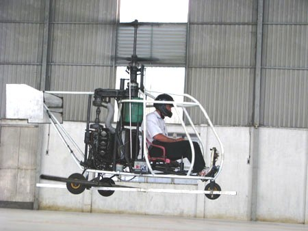 Kỹ sư 'hai lúa' chế trực thăng bay 200 km/h