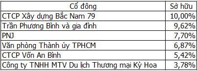 Quyền lực vợ chồng đại gia Trần Phương Bình - Cao Ngọc Dung ở DongABank