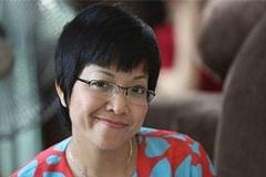 MC Thảo Vân bị tổn thương nặng nề trên máy bay