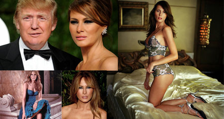 Ngắm cựu mẫu bikini có thể làm đệ nhất phu nhân Mỹ