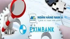 Thương vụ Nam A Bank - Eximbank đã bất thành?