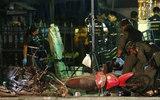 Toàn cảnh vụ đánh bom đẫm máu giữa trung tâm Bangkok