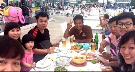 Cả gia đình chết thảm trong vụ nổ Bangkok