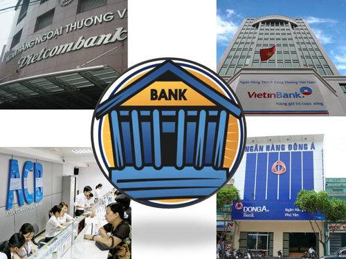 Tin đồn ám quẻ, ngân hàng bị choáng nặng