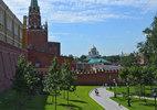 Nổ súng gần điện Kremlin
