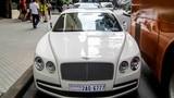 Bentley siêu sang của đại gia Campuchia dạo phố Sài Gòn