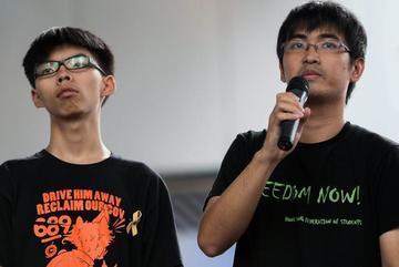 Thủ lĩnh sinh viên biểu tình tại HongKong bị buộc tội
