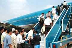 Hàng không đổi chuyến miễn phí cho khách đến Thái Lan