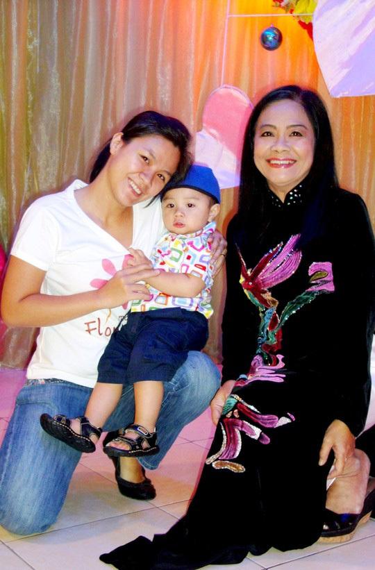 'Bà mẹ chồng ác nhất màn ảnh Việt' bây giờ ra sao?