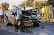 Đâm xe kinh hoàng: Ô tô vỡ nát, 2 CSGT tử vong