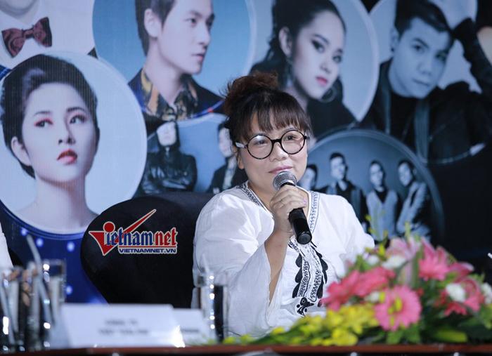 Tùng Dương, Thanh Lam, Phan Huyền Thư, Việt Tú, Thanh Phương