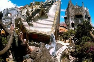 Bên trong căn biệt thự kỳ quái giá 60 tỷ đồng ở Đà Lạt