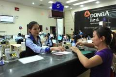 Cấm chuyển nhượng cổ phần DongA Bank