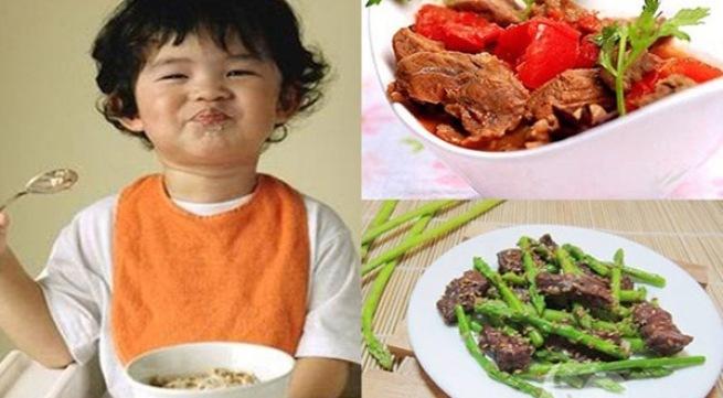 Mách bạn chế độ ăn hợp lý cho trẻ béo phì