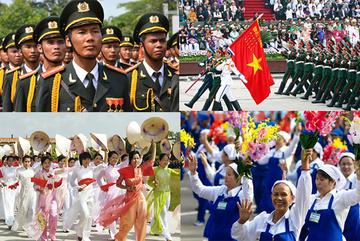 Nay, hạnh phúc của dân tộc Việt Nam là gì?