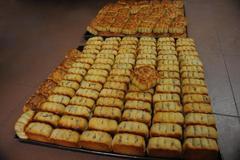 TP.HCM: Công nghệ làm bánh trung thu bằng bột sắn
