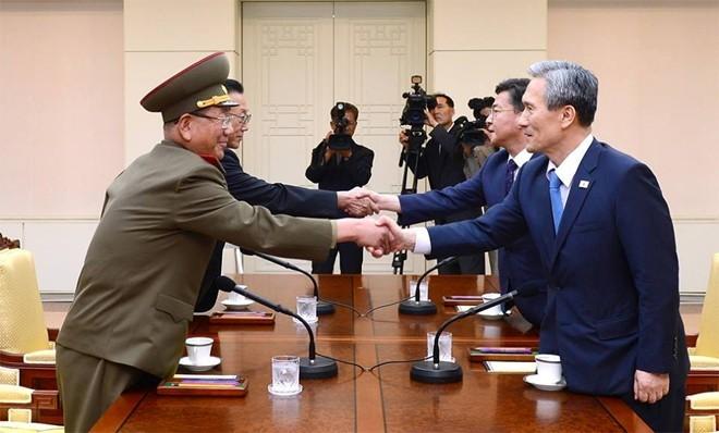 thế giới, 24h, Triều Tiên, Hàn Quốc, hội đàm, tháo, ngòi nổ, chiến tranh