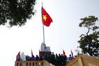 Thượng cờ Tổ quốc nơi đảo tiền tiêu