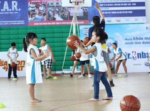 thể thao giúp tăng chiều cao