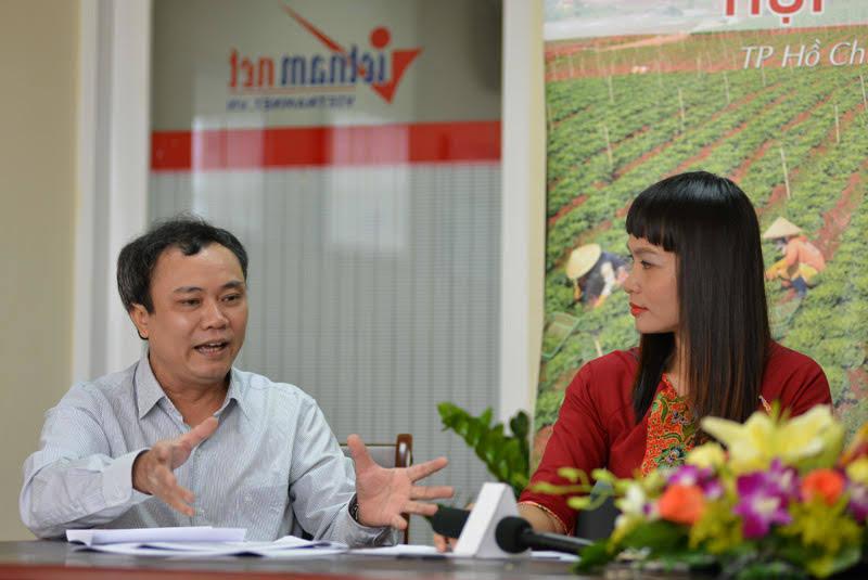 HTX, nông sản, nông dân, tín dụng, được mùa rớt giá, Tây Nguyên, Đào Thế Anh, Nguyễn Công Thừa, Lê Đức Thịnh, HTX Anh Đào