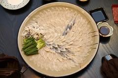 Miếng sushi cá nóc chết người ngàn USD