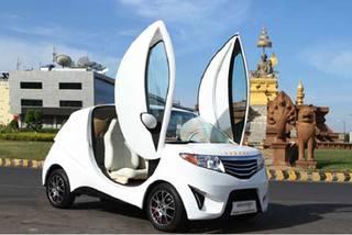 Ôtô 5.000 USD của Campuchia khiến dân Việt 'phát thèm'