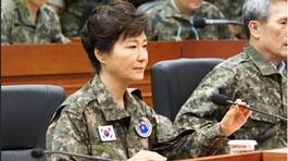 Hàn Quốc cứng rắn, Triều Tiên điều chiến hạm