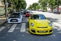 Loạt siêu xe và xe sang xuất hiện ở Sài Gòn cuối tuần