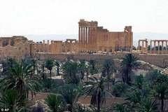 Clip Ngôi đền 2.000 năm tuổi bị IS san phẳng
