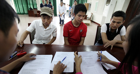 Bộ GD-ĐT thống kê lại số liệu tuyển sinh